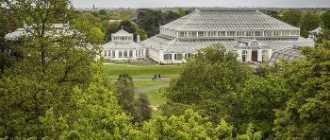 Садовые сооружения в Кью Парке – Сады и парки мира