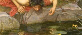 Древнегреческое сказание о Нарциссе – Легенды о цветах, мифы, истории