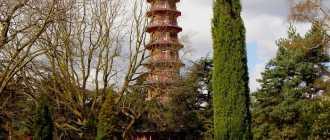 Королевские Сады Кью – Сады и парки мира